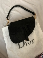 Used Christian Dior saddle bag in Dubai, UAE