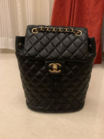 Used Chanel urban spirit backpack  in Dubai, UAE