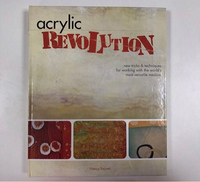 Used Book: Acrylic Revolution in Dubai, UAE