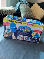 Used Hurricane electric spin duster  in Dubai, UAE