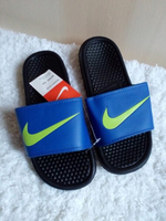 Used Nike slippers Size38 in Dubai, UAE