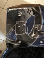 Used  Thrust-master gaming wheel for ps4/3 in Dubai, UAE