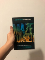 Used Maze runner novel  in Dubai, UAE