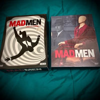Used 5 Seasons of Mad Men (DVD) in Dubai, UAE