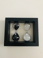 Used sand glass timer 2 in Dubai, UAE
