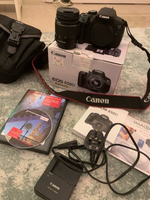 Used Camera canon Eos 650d in Dubai, UAE