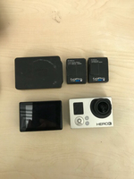 Used Hero GoPro 3. Original in Dubai, UAE