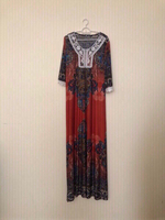 Used Long Dress Jalabiya 2XL NEW!!✨ in Dubai, UAE
