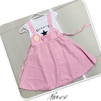 Used Pink Dress 4/5 Yr old 💙 in Dubai, UAE