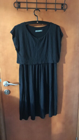 Used Maternity/breastfeeding dress size 14 in Dubai, UAE