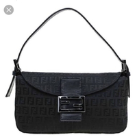 Used AUTHENTIC FENDI ZUCCHA MINI BAG.. in Dubai, UAE