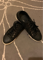 Used Original DKNY BLACK SHOES 38.5 in Dubai, UAE