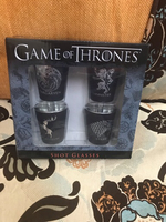 Used game of thrones shot glasses in Dubai, UAE