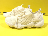 NEW POP COORDS Fashion Bread shoes 35