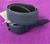 Used Dark Blue Lacoste Belt/ 34 in Dubai, UAE