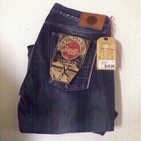 Used Jeans  (japan rage)blue-size 33 in Dubai, UAE