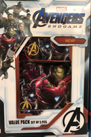 Back to school! Ironman 5 in 1 set