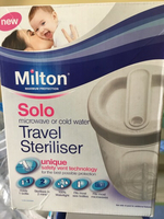 Used Milton travel steriliser- new  in Dubai, UAE