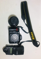 Used Nikon D80 Full set  in Dubai, UAE