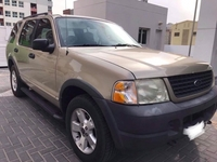 Used Ford Explorer 2003 for only 8,000 in Dubai, UAE