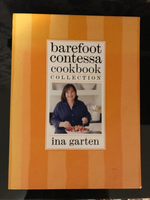 Used Cookbook by Ina Garten in Dubai, UAE