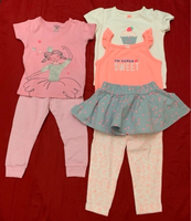 Used Preloved Carters & Children's Place 8pcs in Dubai, UAE