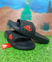 Used Adidas Slides Bundle Offer Black/Blue in Dubai, UAE