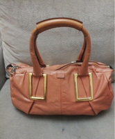 Used AUTHENTIC CHLOE LEATHER BAG... in Dubai, UAE