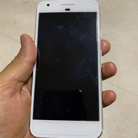 Used Google pixel 32gb silver  in Dubai, UAE