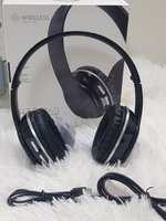 Used Black new model earphones Aux cabal with in Dubai, UAE