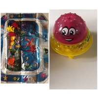 Used Inflatable water mat & water spray toy in Dubai, UAE