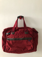 Used PIQUADRO RED TRAVEL DUFFLE BAG in Dubai, UAE