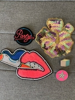 Used Marc Jacobs pins and patches in Dubai, UAE
