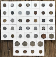 Used Germany - 43 old coins in Dubai, UAE