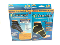 Used NEW 2 Pairs Pain Relief Foot Compression in Dubai, UAE