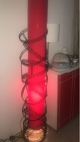 Used Floor Lamp red light in Dubai, UAE