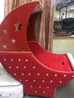 Used Baby bed 450 with storage  in Dubai, UAE
