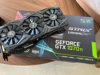 Used Asus gtx 1070Ti strix in Dubai, UAE