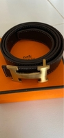 Used Hermes two sided belt (copy) in Dubai, UAE