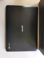 Used Asus Laptop 14 inch 4 GB ram with box in Dubai, UAE