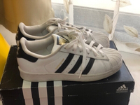 Used Original Adidas Superstar Shoes Size38 in Dubai, UAE