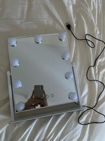 Used Vanity Mirror with Dimmable Lights in Dubai, UAE