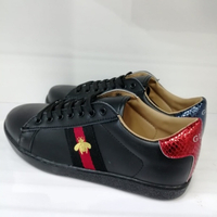 Used Gucci Black Fashion Sneaker Black in Dubai, UAE