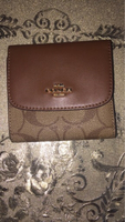 Used New small coach wallet  in Dubai, UAE