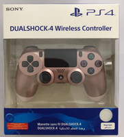 Used PS4 New Released Controller Rose Gold in Dubai, UAE