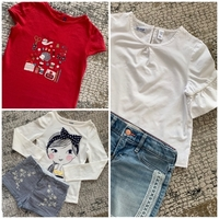 Used Branded Kids Clothes (7-8years) in Dubai, UAE