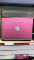 Used Dell Laptop Pink Color in Dubai, UAE