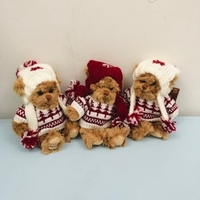 Used 3 Swedish Bukowski teddy bears in Dubai, UAE