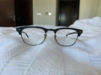 Used Original Ray-ban reading glasses in Dubai, UAE
