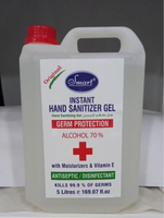 Used Hand sanitizer gel 5 litre in Dubai, UAE